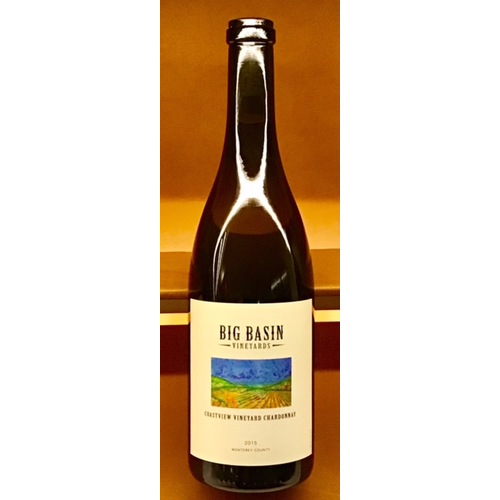 Wine BIG BASIN VINEYARDS COASTVIEW MONTEREY COUNTY CHARDONNAY 2015