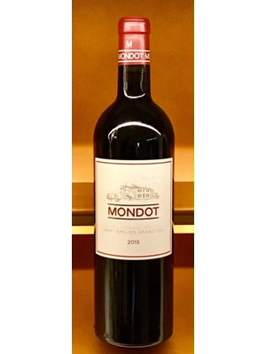 Wine MONDOT BY TROPOLONG MONDOT SAINT-EMILION GRAND CRU 2015