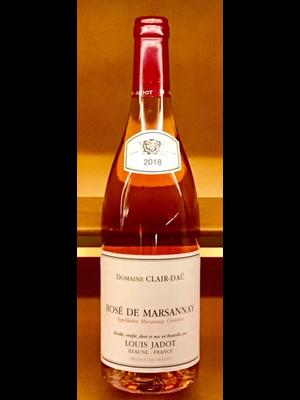 Wine DOMAINE CLAIR-DAU MAISON JADOT 'ROSE DE MARSANNAY' 2018