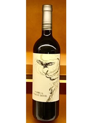 Wine FINCA DECERO 'THE OWL & THE DUST DEVIL' AGRELO 2015