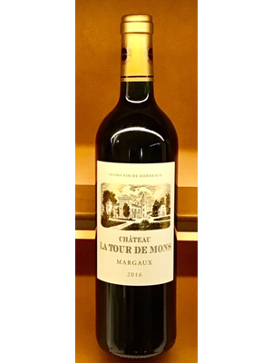 Wine CHATEAU LA TOUR DE MONS 2016