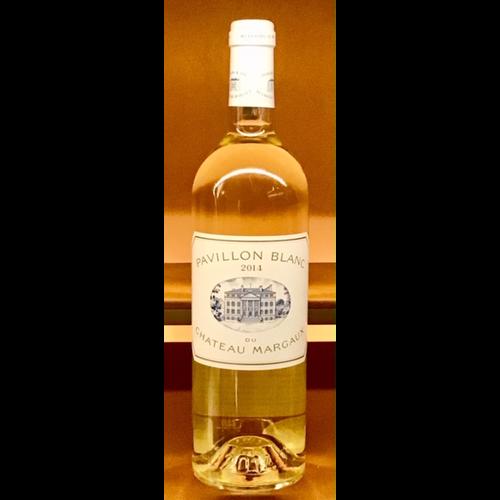 Wine PAVILLON BLANC DU CH MARGAUX 2014