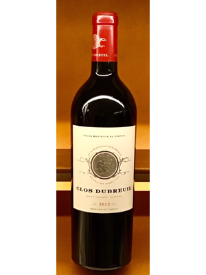 Wine CLOS DUBREUIL 2012