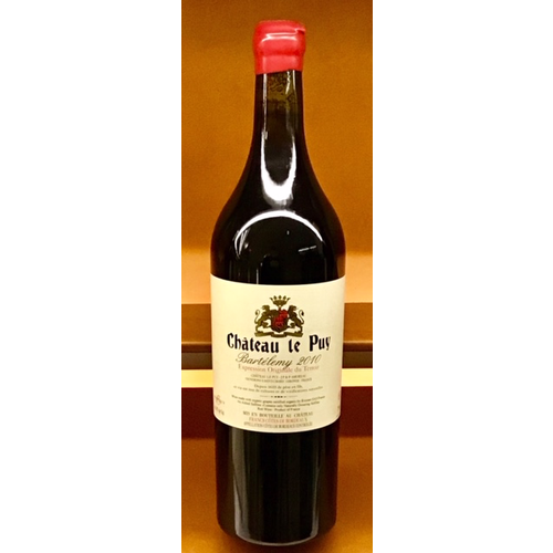 Wine CHATEAU LE PUY 'BARTELEMY' 2010