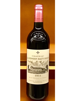 Wine CH LA MISSION HAUT BRION 2014