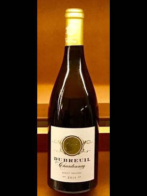 Wine DUBREUIL CHARDONNAY 2014