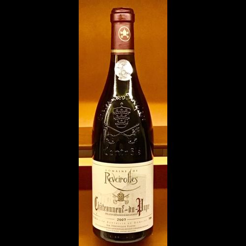 Wine DOMAINE DE REVEIROLLES CHATEAUNEUF-DU-PAPE 2007