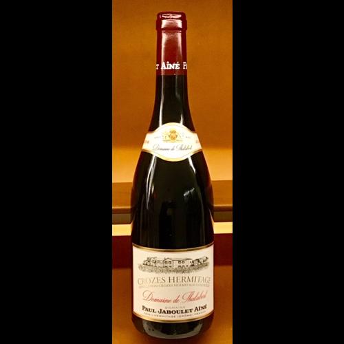 Wine DOMAINE PAUL JABOULET AINE CROZES-HERMITAGE 'DOMAINE DE THALABERT' 2016