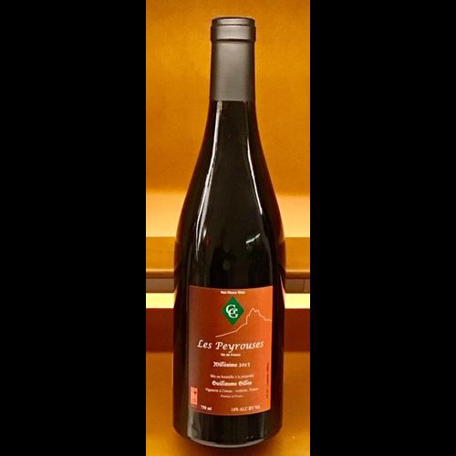Wine GUILLAUME GILLES VIN DE FRANCE LES PEYROUSES ROUGE 2015