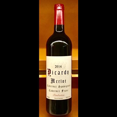 Wine PICARDY MERLOT-CABERNET-CABERNET FRANC 2014