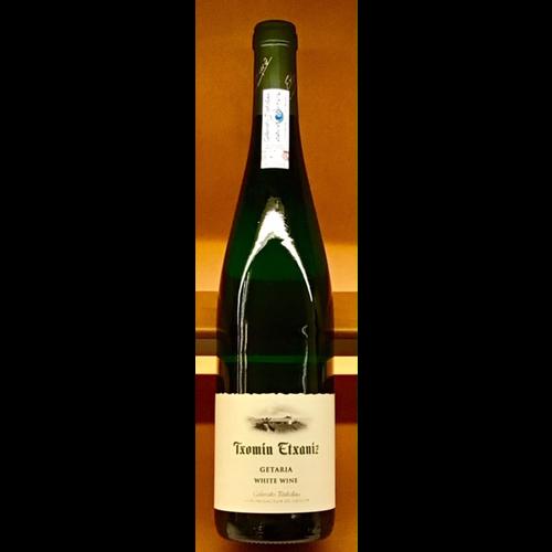 Wine TXOMIN ETXANIZ GETARIAKO TXAKOLINA BLANCO 2017