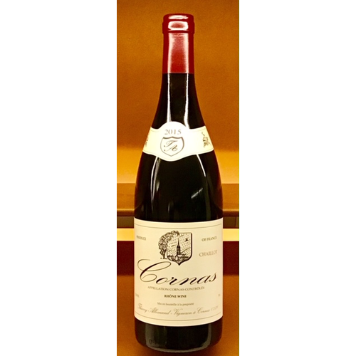 Wine THIERRY ALLEMAND 'CHAILLOT' CORNAS 2015