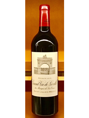 Wine CHATEAU LEOVILLE LAS CASES 2ND EME GRAND CRU CLASSE 2015