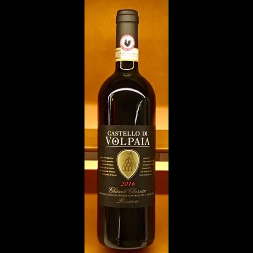 Wine CASTELLO DI VOLPAIA CHIANTI CLASSICO RISERVA 2016