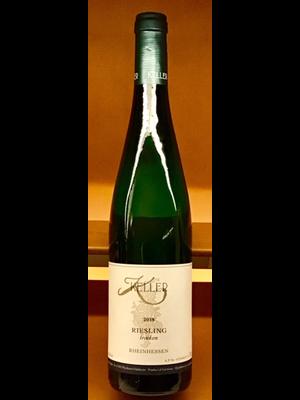 Wine WEINGUT KELLER RIESLING TROCKEN 2018
