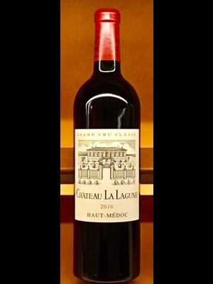 Wine CHATEAU LA LAGUNE HAUT MEDOC 2010