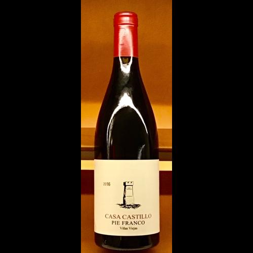 Wine CASA CASTILLO PIE FRANCO MONASTRELL 2016