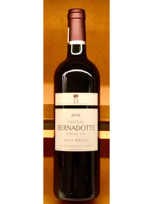 Wine CHATEAU BERNADOTTE HAUT-MEDOC 2016