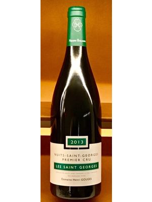 Wine HENRI GOUGES NUITS SAINT GEORGES 'LES SAINT GEORGES' 1ER CRU 2013