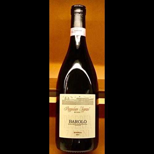 Wine PIANPOLVERE 'SOPRANO BUSSIA' BAROLO RISERVA 2001