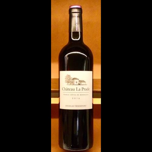 Wine CHATEAU LA PRADE COTES DE FRANCS 2016