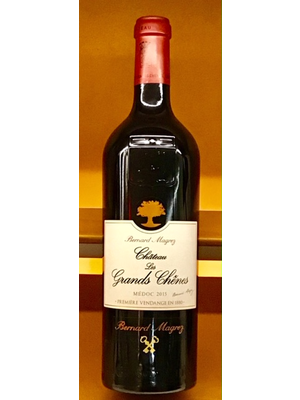 Wine CHATEAU LES GRANDS CHENES MEDOC 2015