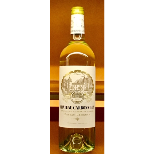 Wine CHATEAU CARBONNIEUX BLANC 2017