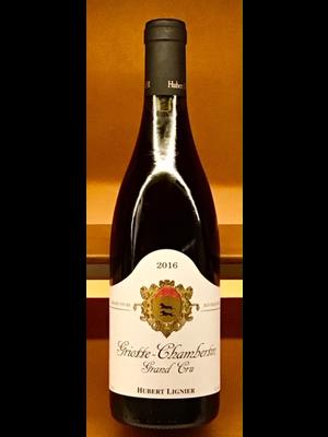 Wine DOMAINE HUBERT LIGNIER GRIOTTE-CHAMBERTIN GRAND CRU 2016
