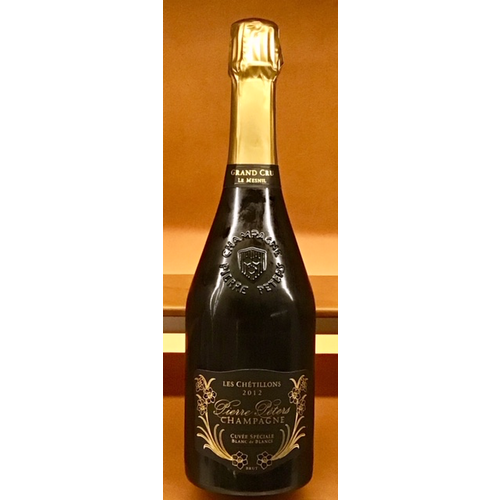 Sparkling PIERRE PETERS BRUT 'LES CHETILLONS' CUVEE SPECIALE CHAMPAGNE GRAND CRU 2012
