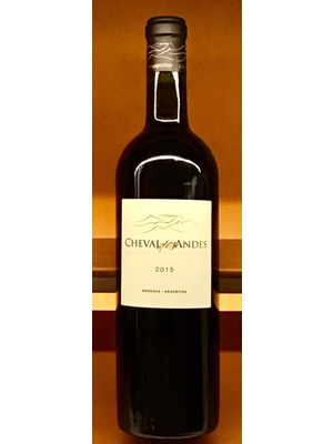 Wine CHEVAL DES ANDES RED BLEND 2015