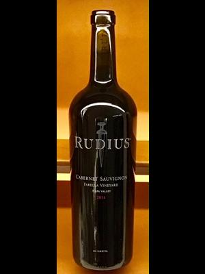 Wine RUDIUS FARELLA VINEYARD CABERNET SAUVIGNON 2014