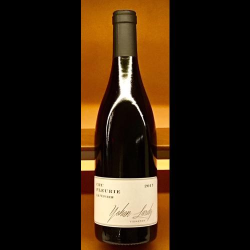 Wine DOMAINE YOHAN LARDY FLEURIE LE VIVIER 2017