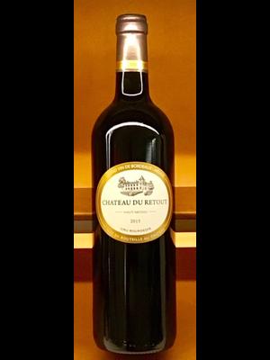 Wine CHATEAU DU RETOUT 2015