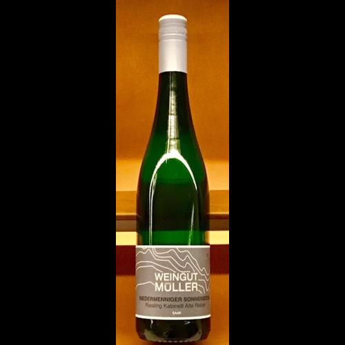 Wine STEFAN MULLER NIEDERMENNIGER SONNENBERG ALTE REBEN RIESLING KABINETT 2018