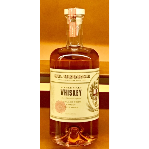 Spirits ST. GEORGE 'LOT18' SINGLE MALT WHISKEY