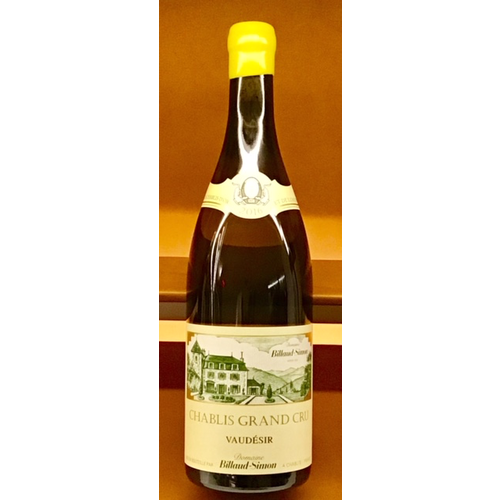 Wine BILLAUD-SIMON 'VAUDESIR' GRAND CRU CHABLIS 2016