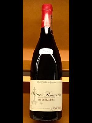 Wine DOMAINE JACQUES CACHEUX & FILS 'LES CHALANDINS' VOSNE-ROMANEE 2015