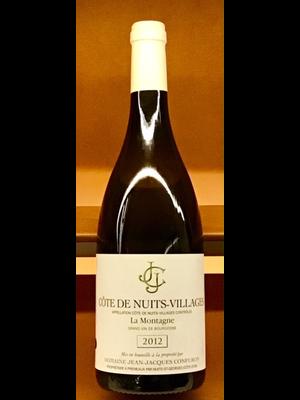 Wine DOMAINE JEAN-JACQUES CONFURON COTE DE NUITS-VILLAGE 'LA MONTAGNE' BLANC 2012