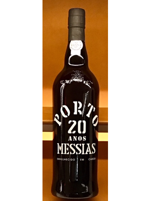 Fortified Wine CAVES MESSIAS 20 YEAR TAWNY PORT