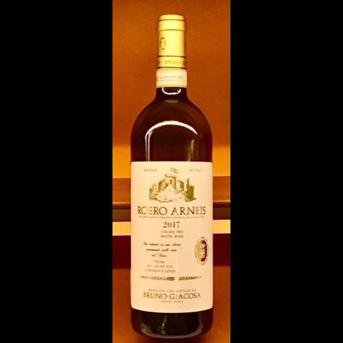 Wine BRUNO GIACOSA ROERO ARNEIS 2019