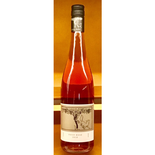 Wine BECKER PETIT ROSE 2018