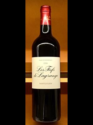Wine LES FIEFS DE LAGRANGE 2016