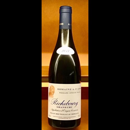 Wine DOMAINE A.-F. GROS RICHEBOURG GRAND CRU 2017