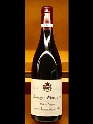 Wine BERNARD MOREAU CHASSAGNE-MONTRACHET VIEILLES VIGNES ROUGE 2016