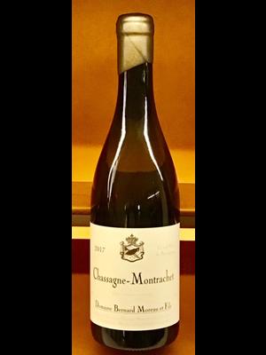 Wine BERNARD MOREAU CHASSAGNE-MONTRACHET BLANC 2017