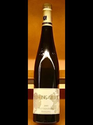 Wine KUHLING-GILLOT PETTENTHAL GG REISLING 2015