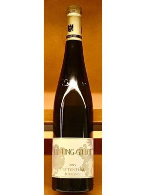 Wine KUHLING-GILLOT PETTENTHAL GG RIESLING 2015