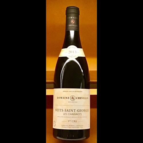 Wine ROBERT CHEVILLON NUITS SAINT GEORGES 'LES CHAIGNOTS' 1ER CRU 2013