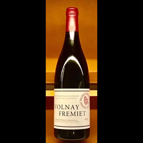 Wine MARQUIS D'ANGERVILLE VOLNAY 'FREMIETS' 1ER CRU 2013