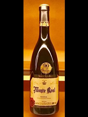 Wine BOGEGAS RIOJANAS 'MONTE REAL' GRAN RESERVA 2010